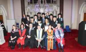 Cork Graduation