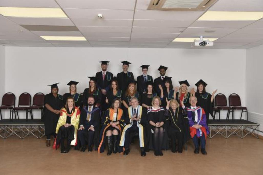 Dublin Graduation 2019